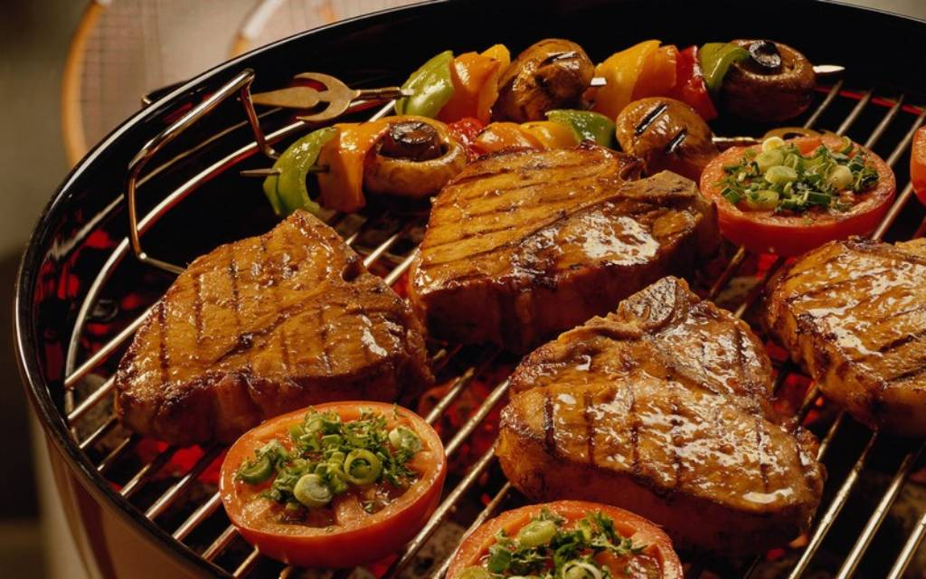 Мясо на гриле меню Ресторана Beef Биф мясоampвино